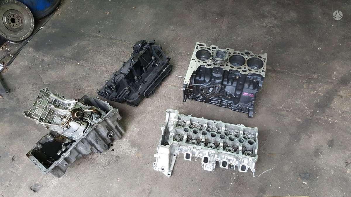 BMW 320. 20 4d 4   tik variklis dalimis !!!!!!!!! alkuninio nera