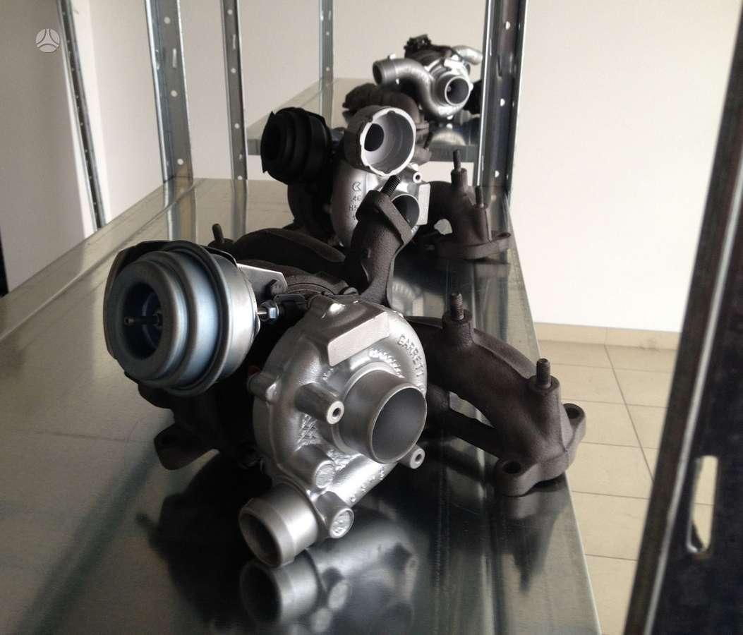 BMW X5. Kokybiškai ir greitai remontuojame turbokompresorius.