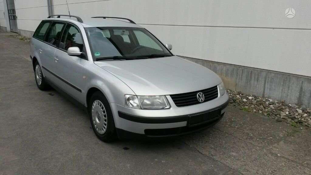 Volkswagen Passat. Vw passat 1,9tdi 66/81kw dalimis