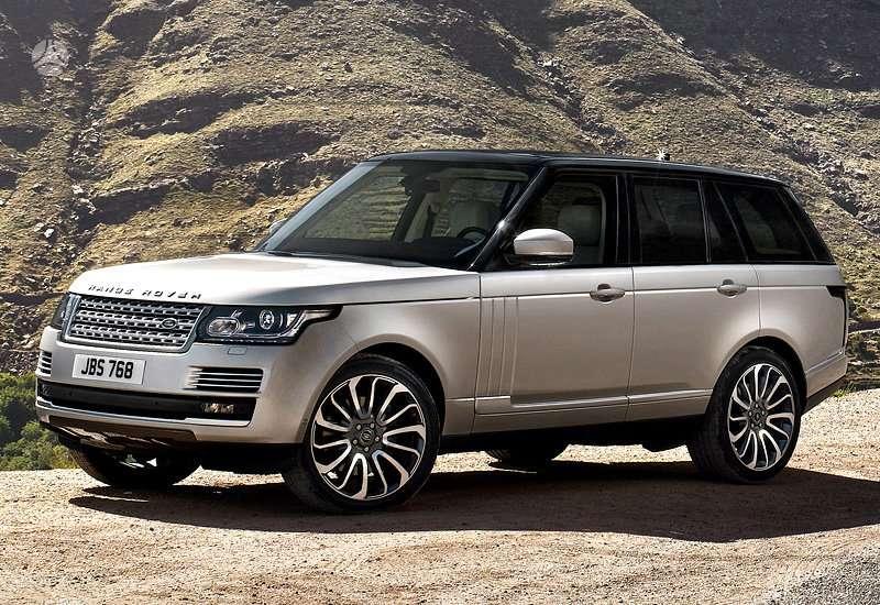 Land Rover Range Rover. Naujų originalių automobilių detalių už