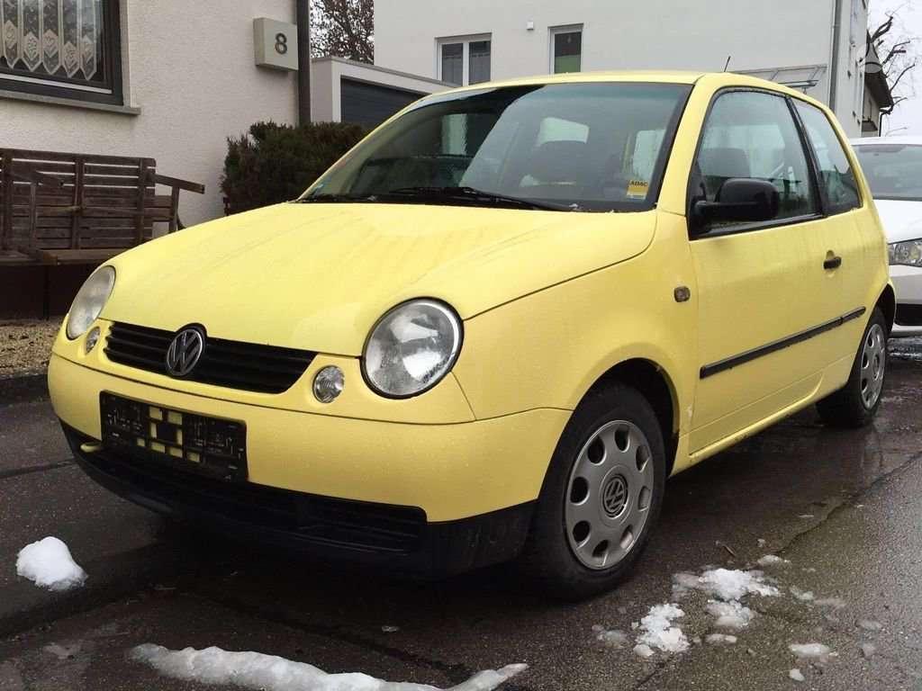 Volkswagen Lupo. Vw lupo 1.0 37kw  dalimis