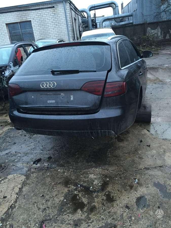 Audi A4. доставка запчястеи в  мoскву доставка запчястеи в литве