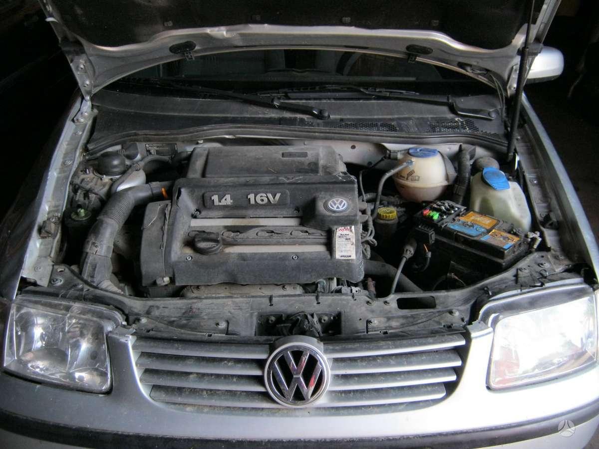 Volkswagen Polo dalimis. Variklio kodas ape ir akq....turime ir