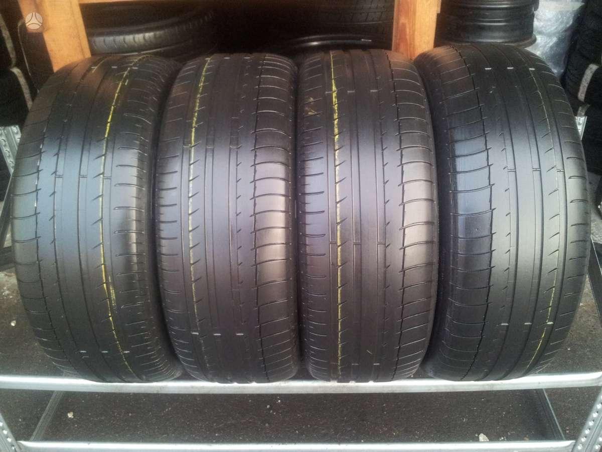 Michelin Latitude Sport apie 5,5mm,, vasarinės 235/55 R19