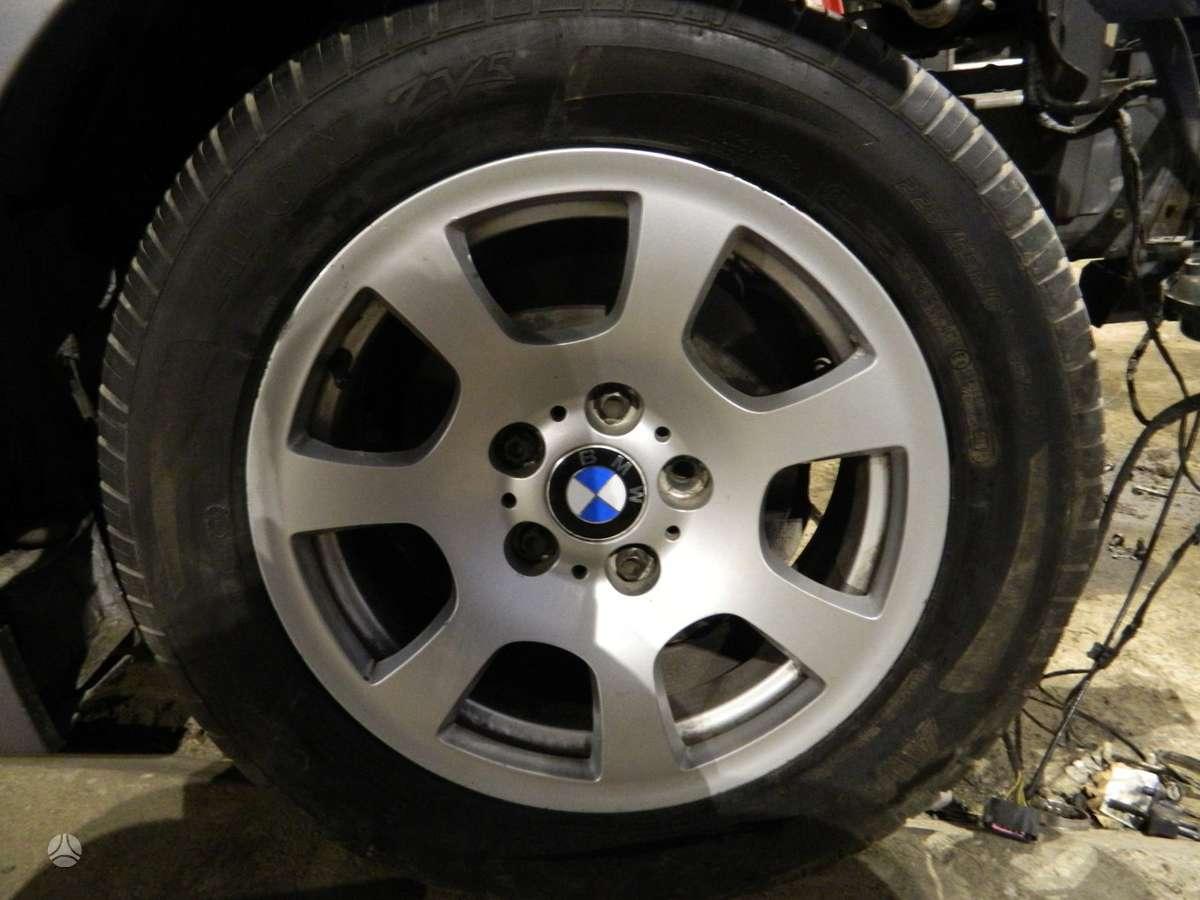 BMW 525, lengvojo lydinio, R16