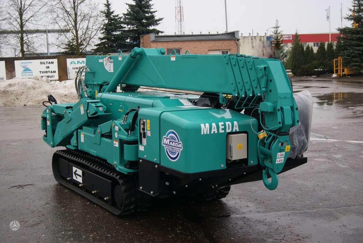 -Kita- Maeda mini kranas MC305 CRM, kranai