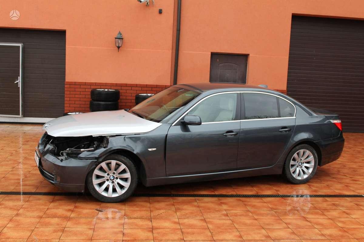 BMW 520 dalimis. Bmw 520i, 520d 525d, 530d, 530i, 535d, 550i, m5