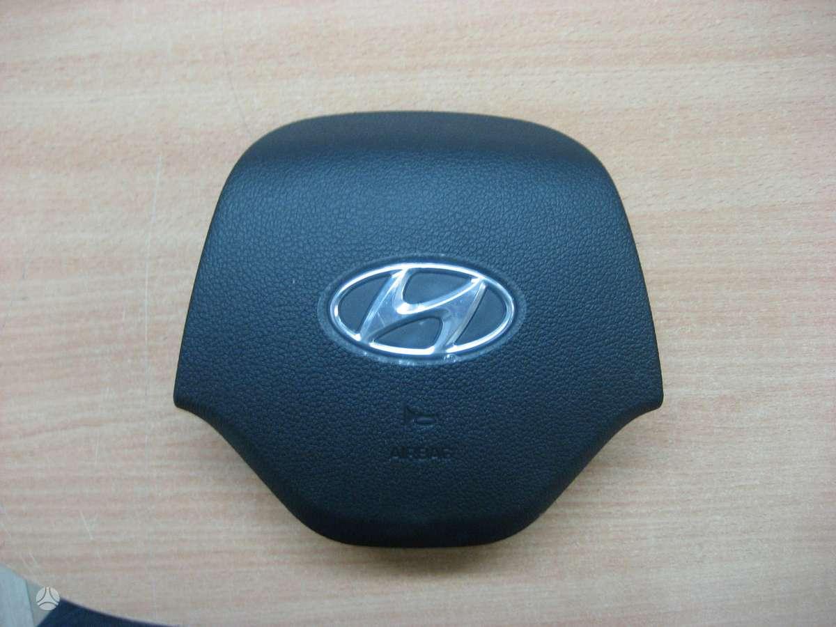 Hyundai Tucson oro pagalvės