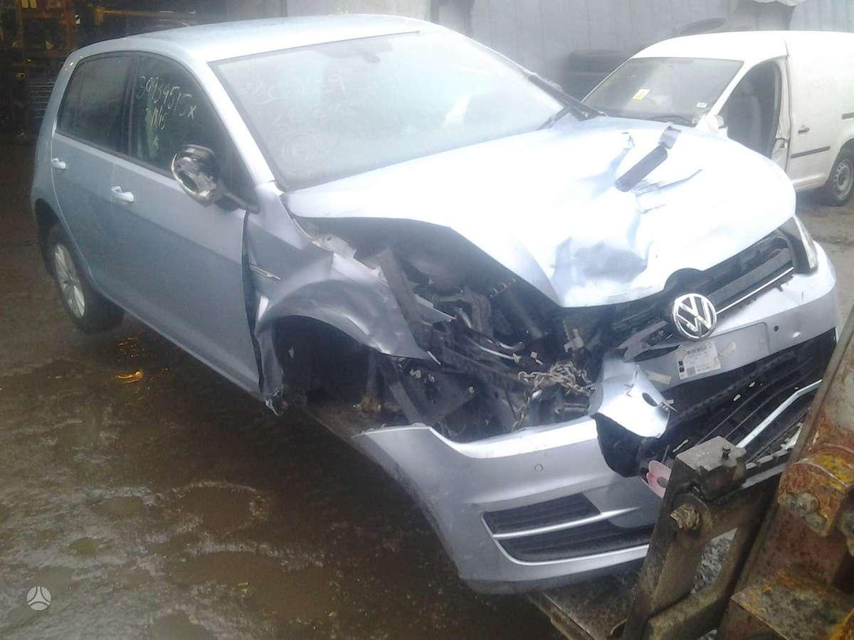 Volkswagen Golf. Bluemotion