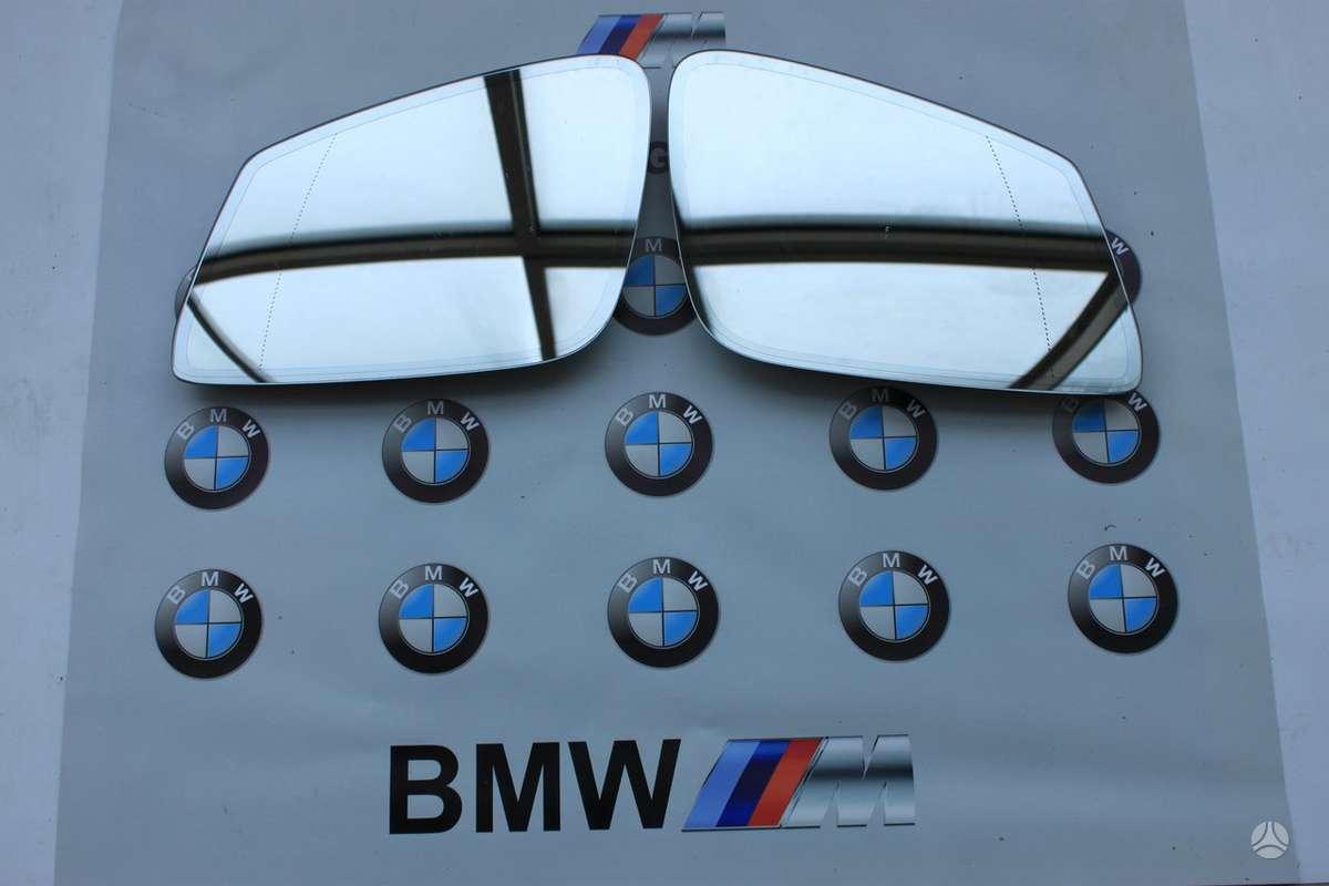 BMW 5 serija. Siunciu i kitus miestus.