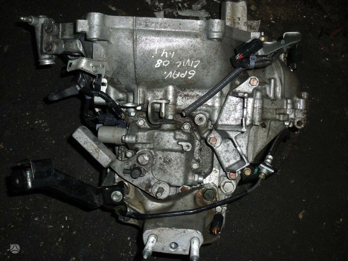 Honda Civic pavarų dėžė