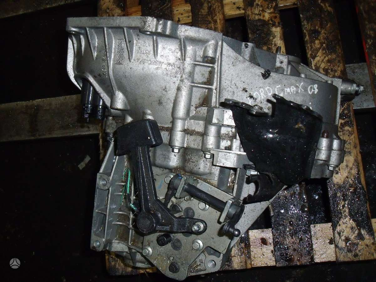 Ford C-MAX pavarų dėžė