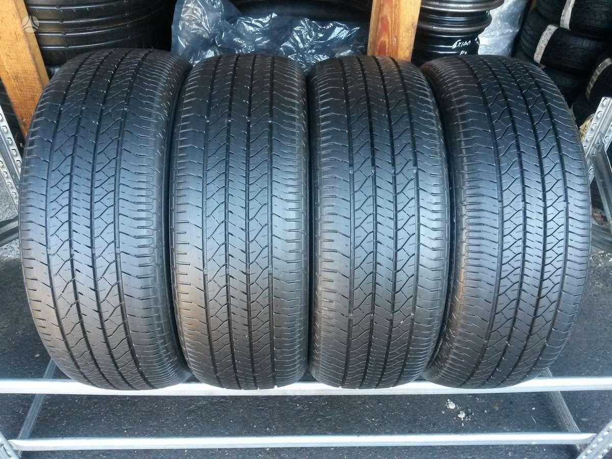 Dunlop SP Sport 270 apie 6,5mm, vasarinės 215/60 R17