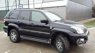 Toyota Land Cruiser dalimis