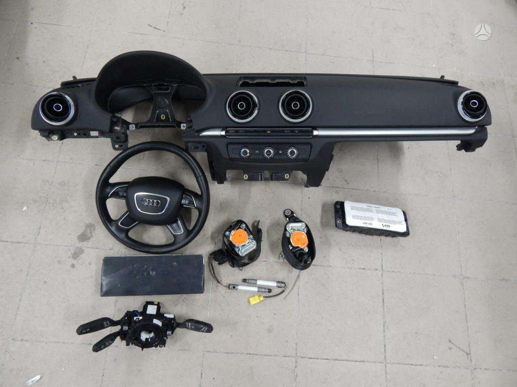 Audi A3 dalimis.  vilnius - kaunas