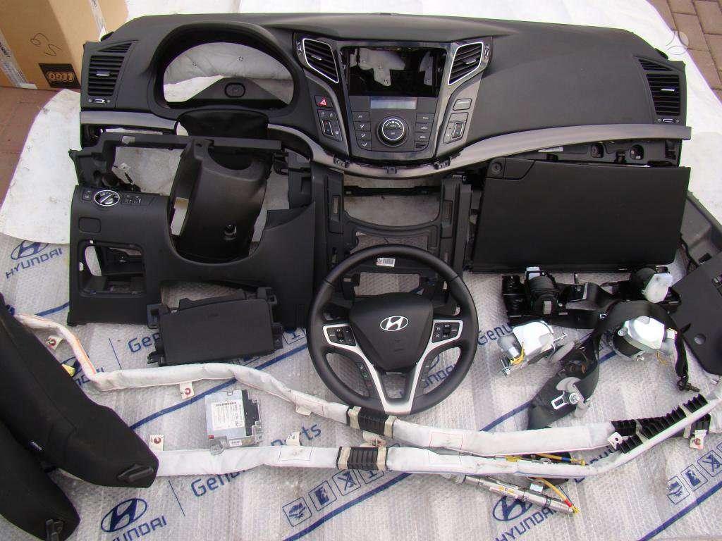 Hyundai i50 dalimis.  vilnius - kaunas