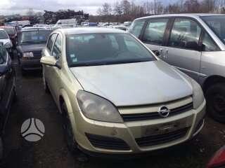 Opel Astra. Yra daugiau ardomu auto galimas pristatymas