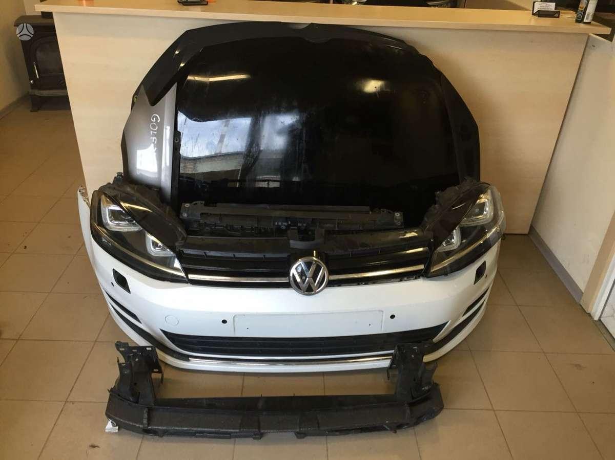 Volkswagen Golf. Golf 7 dalys.  atvežame dalis į jums patogią