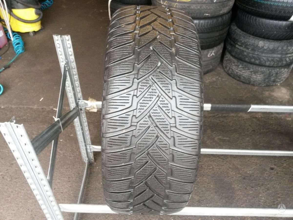 Dunlop SP Winter Sport M3 apie 7.5mm, Žieminės 235/50 R18