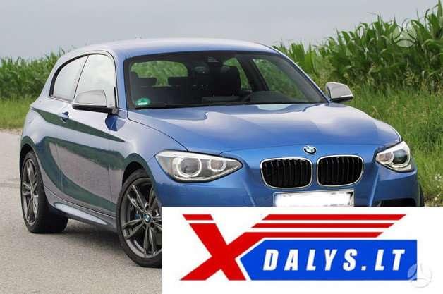 BMW M135 dalimis. Xdalys.lt  bene didžiausia naudotų ir naujų