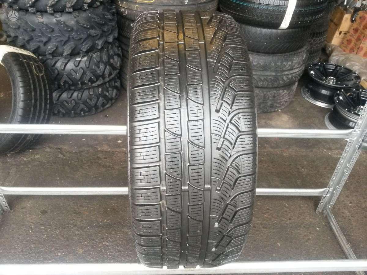 Pirelli Sottozero Winter 240 apie 7mm, Žieminės 235/40 R18