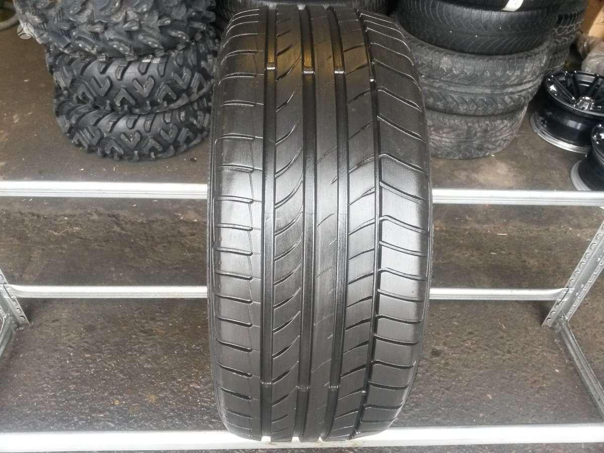 Dunlop SP Sport MAXX TT apie 7,5mm, vasarinės 215/45 R17