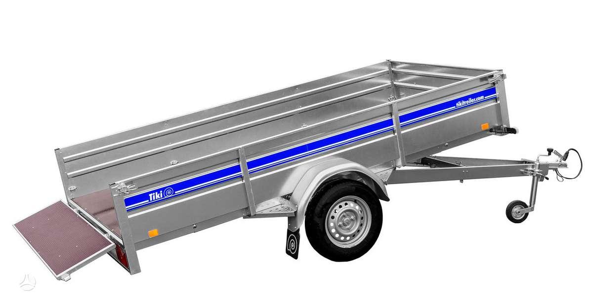 Tiki Treiler CS300-LH, lengvųjų automobilių priekabos