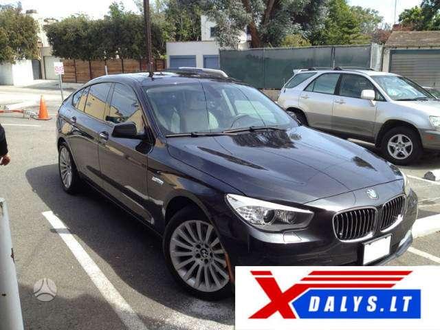 BMW 535 Gran Turismo dalimis. Xdalys.lt  bene didžiausia