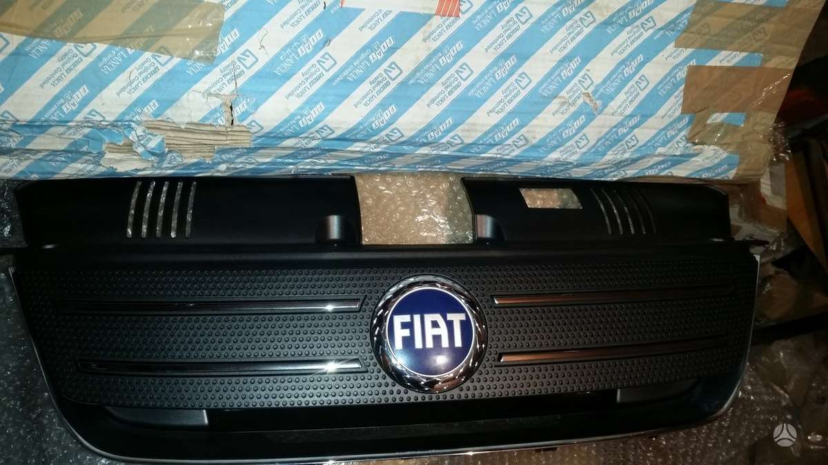 Fiat Multipla. Groteles