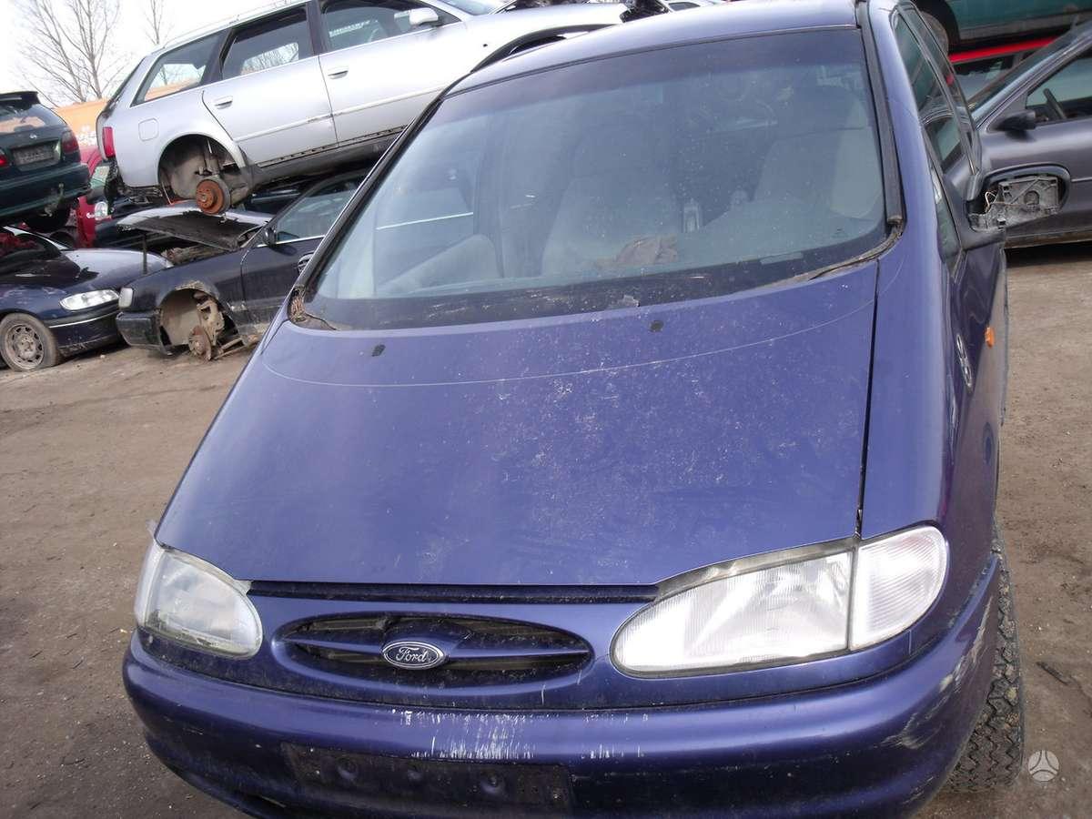 Ford Galaxy. Dalimis