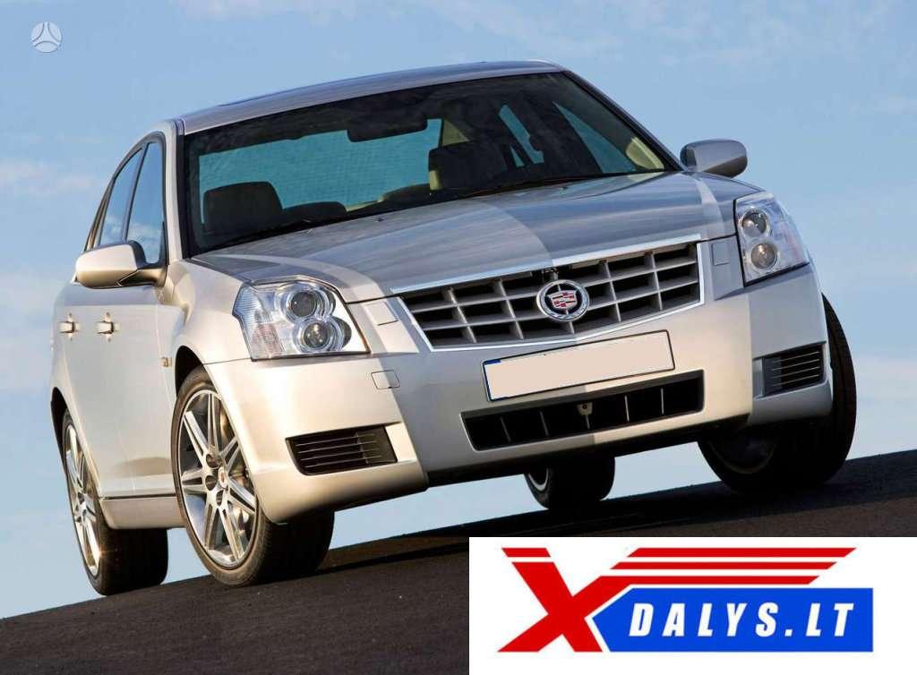 Cadillac BLS dalimis. Xdalys.lt  bene didžiausia naudotų ir