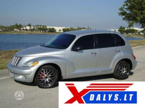 Chrysler PT Cruiser dalimis. Xdalys.lt  bene didžiausia naudotų