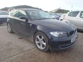 BMW 1 serija. Variklis  (n43b16aa),  pavarų  dėžė  mech. - (