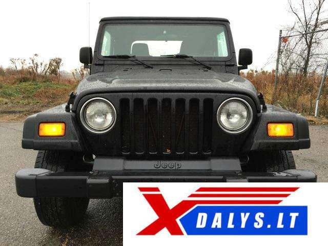 Jeep Wrangler dalimis. Jau dabar e-parduotuvėje www.xdalys.lt jū