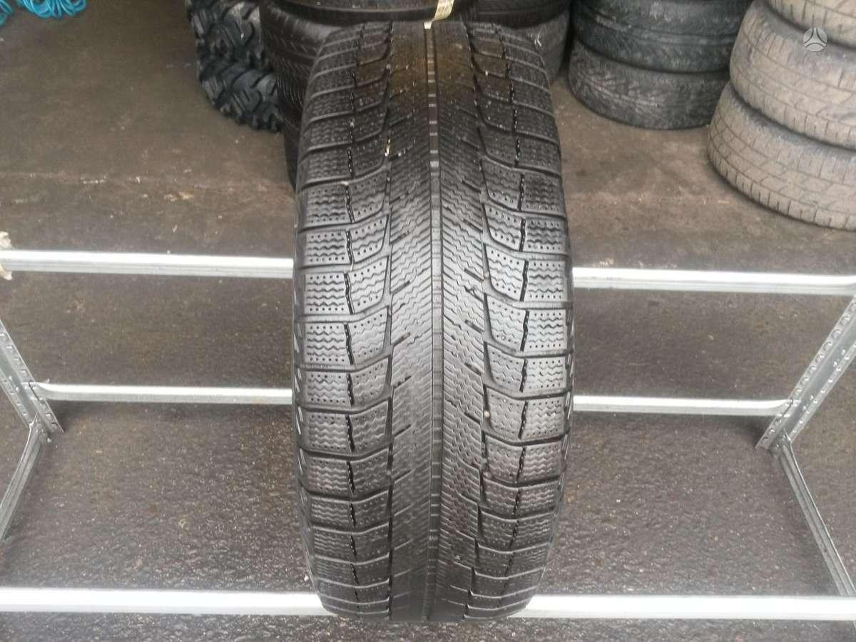 Michelin X-ICE apie 7,5mm, Žieminės 215/55 R16