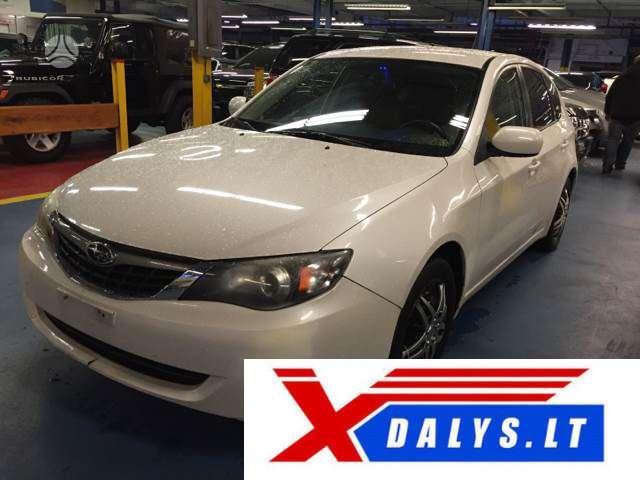 Subaru Impreza dalimis. Xdalys.lt  bene didžiausia naudotų ir