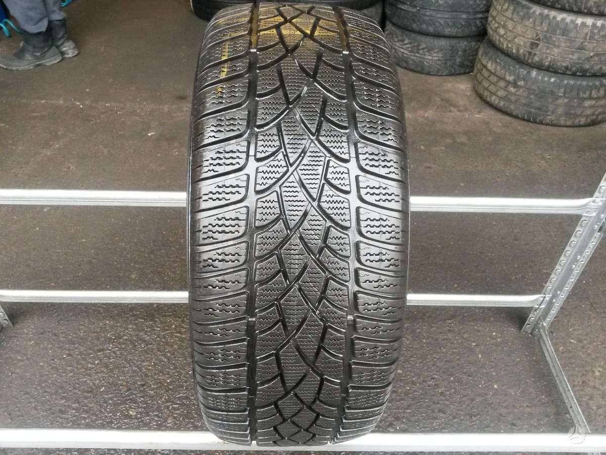 Dunlop SP Winter Sport 3D apie 7.5mm, Žieminės 225/40 R18