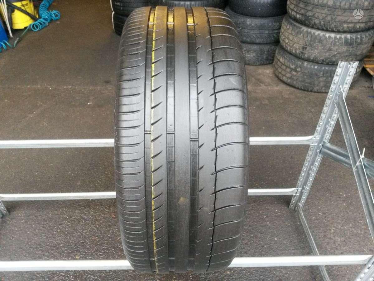 Michelin Latitude Sport apie 6mm, vasarinės 255/55 R18