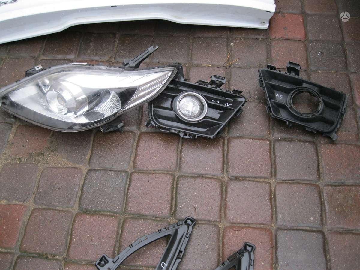 Mazda 5. - veidrodeliai--- slenkstis---- zibintas