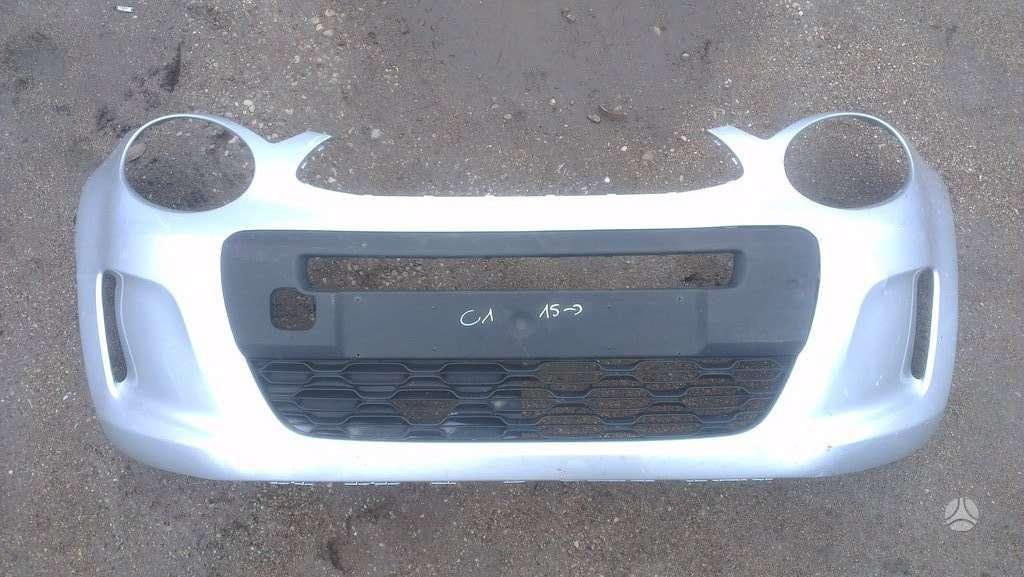 Citroen C1. Originalios auto dalys is europos.  siunciame
