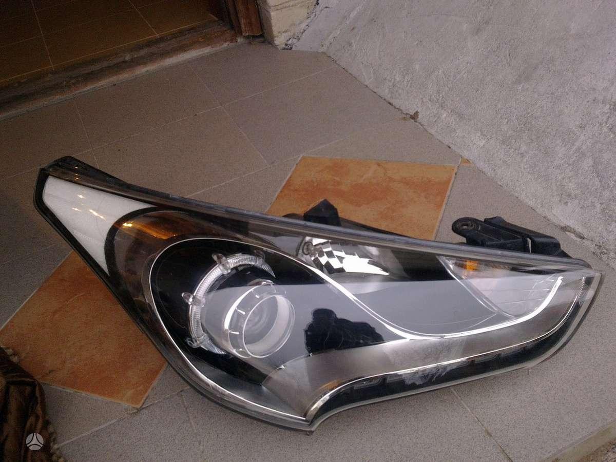 Hyundai Genesis. į šiaulius pristatome.