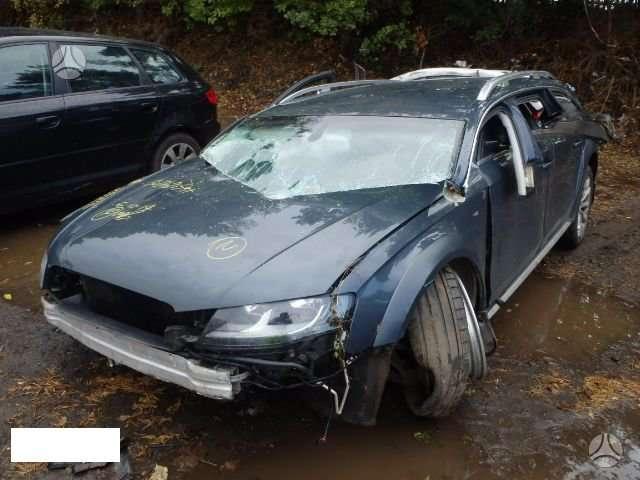Audi A4 ALLROAD. Variklis - caha deze - lma / jkr