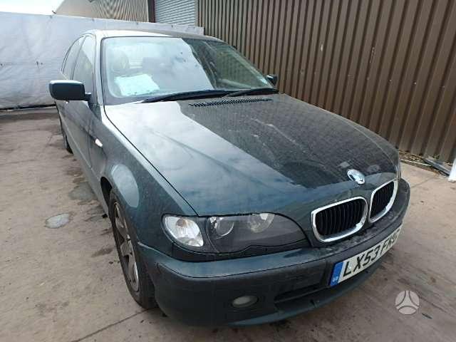 BMW 3 serija dalimis. 330d,320d.318d,320i 6 cilindru yra