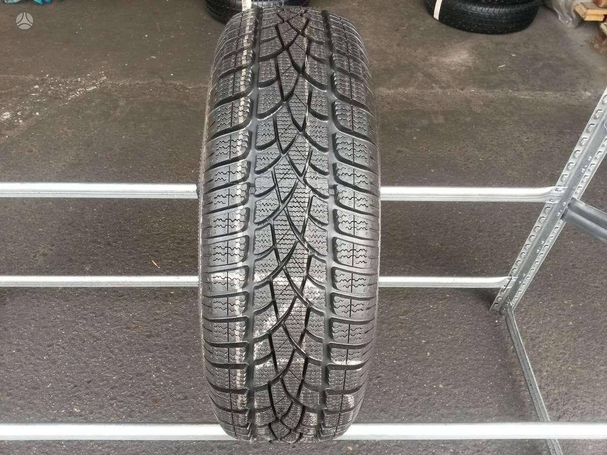 Dunlop SP WINTER SPORT 3D NAUJA, Žieminės 195/65 R15
