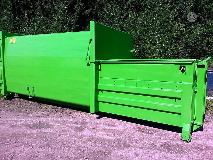 -Kita- SPB, atliekų (šiukšlių) konteineriai