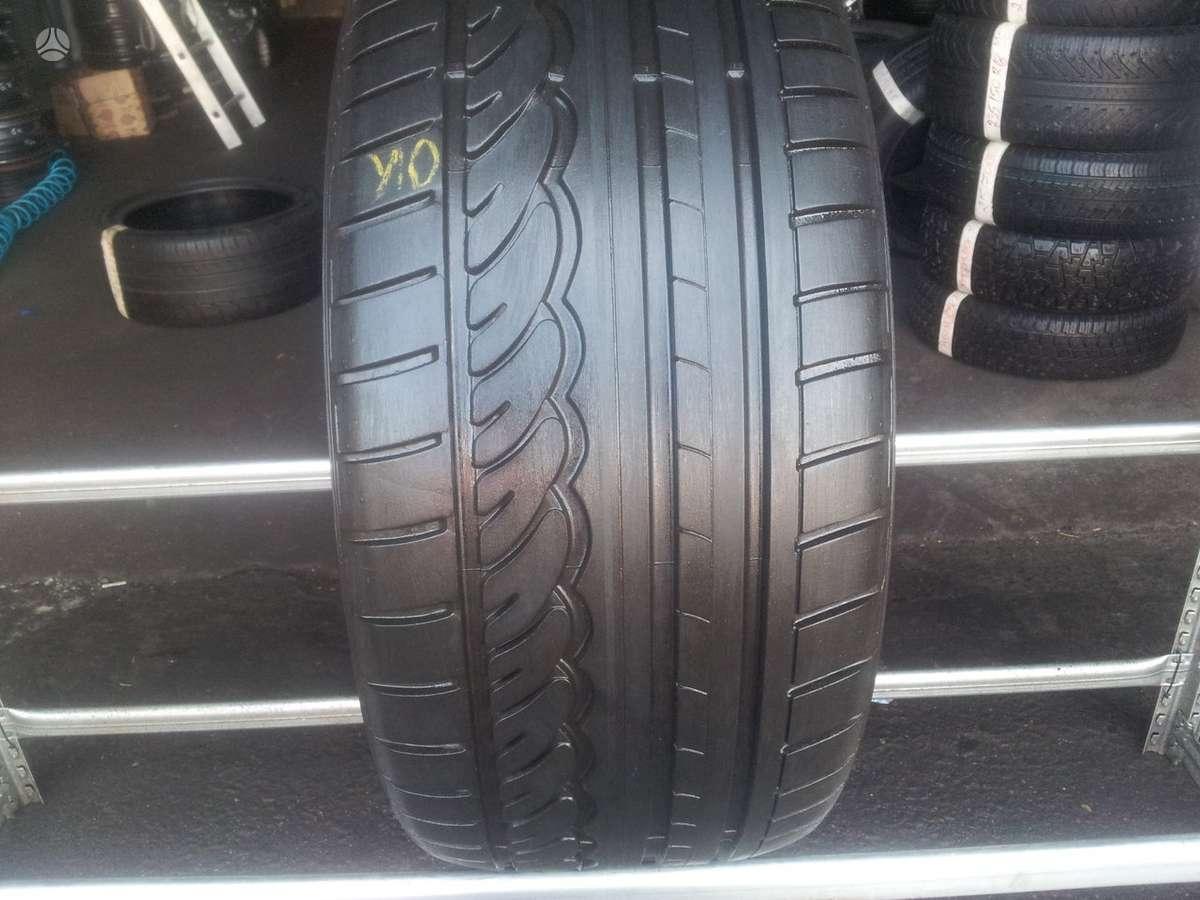 Dunlop SP SPORT 01 J DSST apie 7mm, vasarinės 275/35 R19