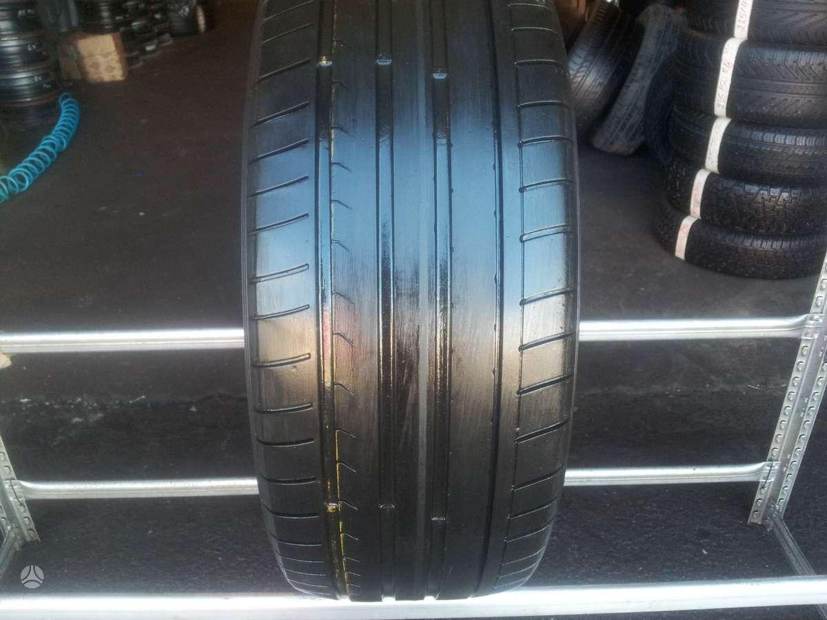 Dunlop SP SPORT MAXX GT apie 5mm, vasarinės 255/45 R20
