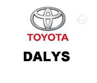 Toyota Avensis dalimis. Naujos toyota dalys.  galime pasiūlyti