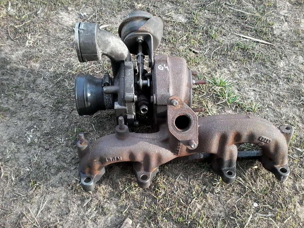 Volkswagen Golf. Turbina 96kw  skambinti 863809334