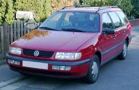 Volkswagen Passat. Dalimis 81kw variklis deze viskas ok